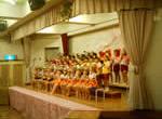 クリスマス会(年少の聖歌)